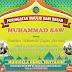 Banner Maulid Nabi Muhammad SAW 2019