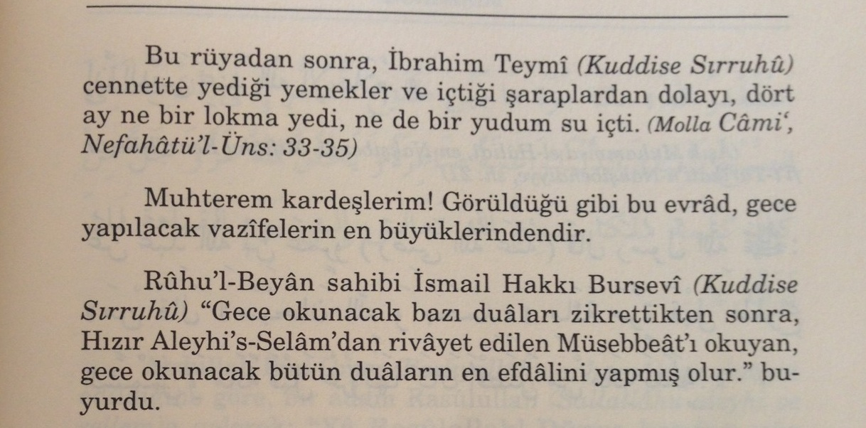 Hızır (AS)' ın Duası (KUMEYL DUASI) - @eliftenyeye İlim