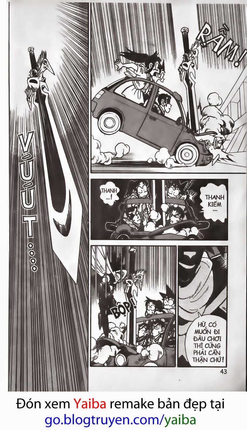 Yaiba chap 146 trang 8