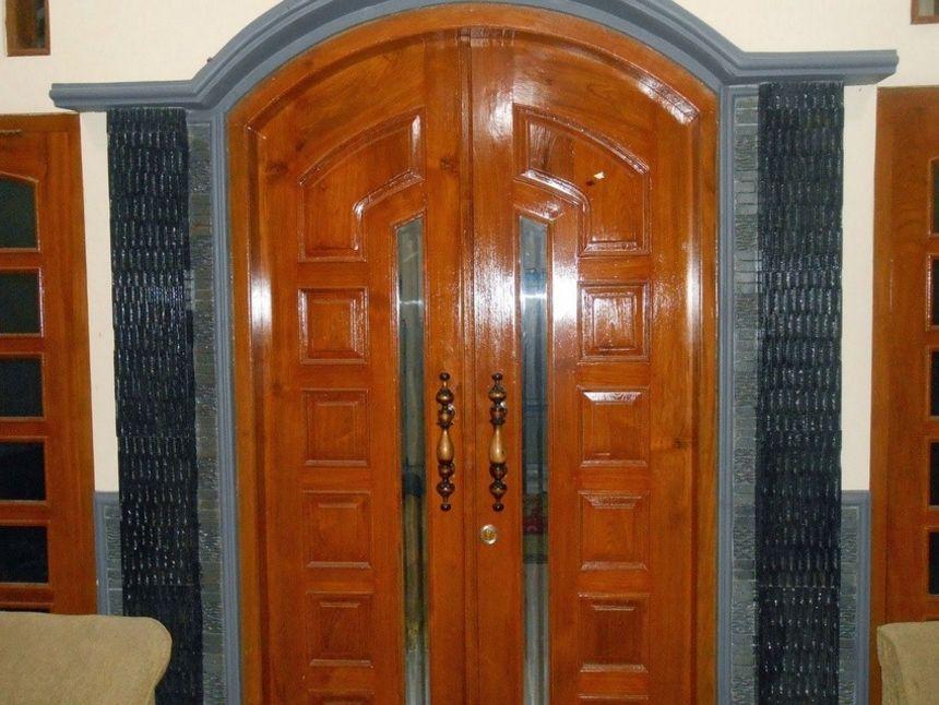 pintu kupu tarung lengkung 4