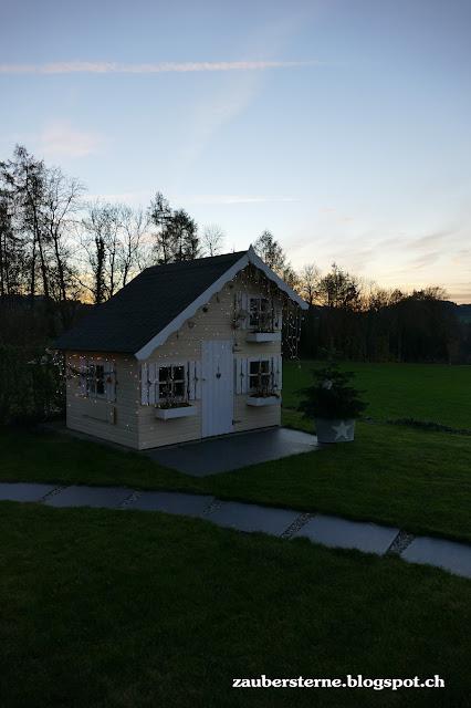 Hänsel und Gretel Haus, Knusperhäuschen