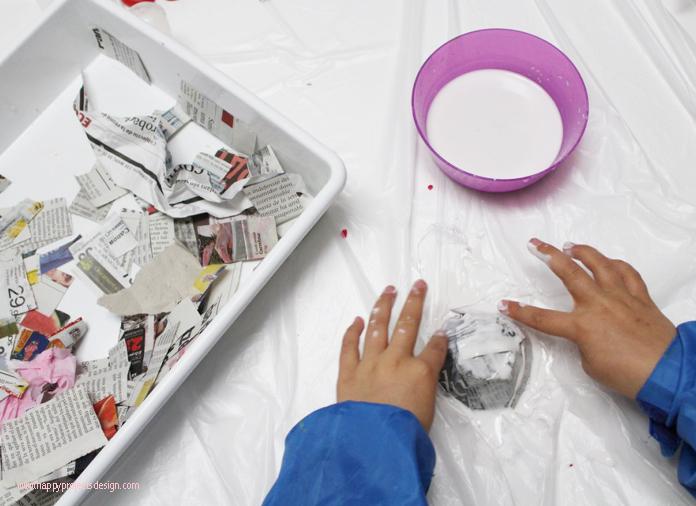 setas y duendecillos DIY