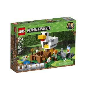 LEGO Minecraft O Galinheiro