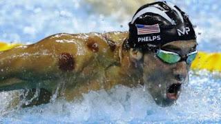 El nadador estadounidense es el máximo ganador de preseas en la historia de esta meca de los deportistas que son los Juegos Olímpicos. Río de Janeiro 2016 ya había tenido un comienzo positivo: se apropió del podio en los 4×100 estilo libre con el equipo de su país y él fue una parte fundamental de la gesta.