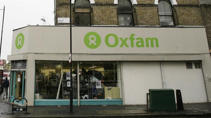 UK charity Oxfam permanently banned from Haiti
