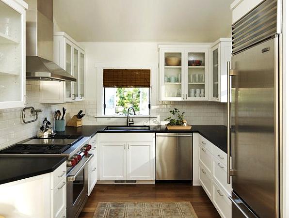 model dapur minimalis terbaru 2016