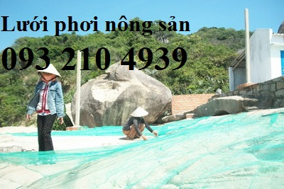 Lưới phơi nông sản hàng Việt nam