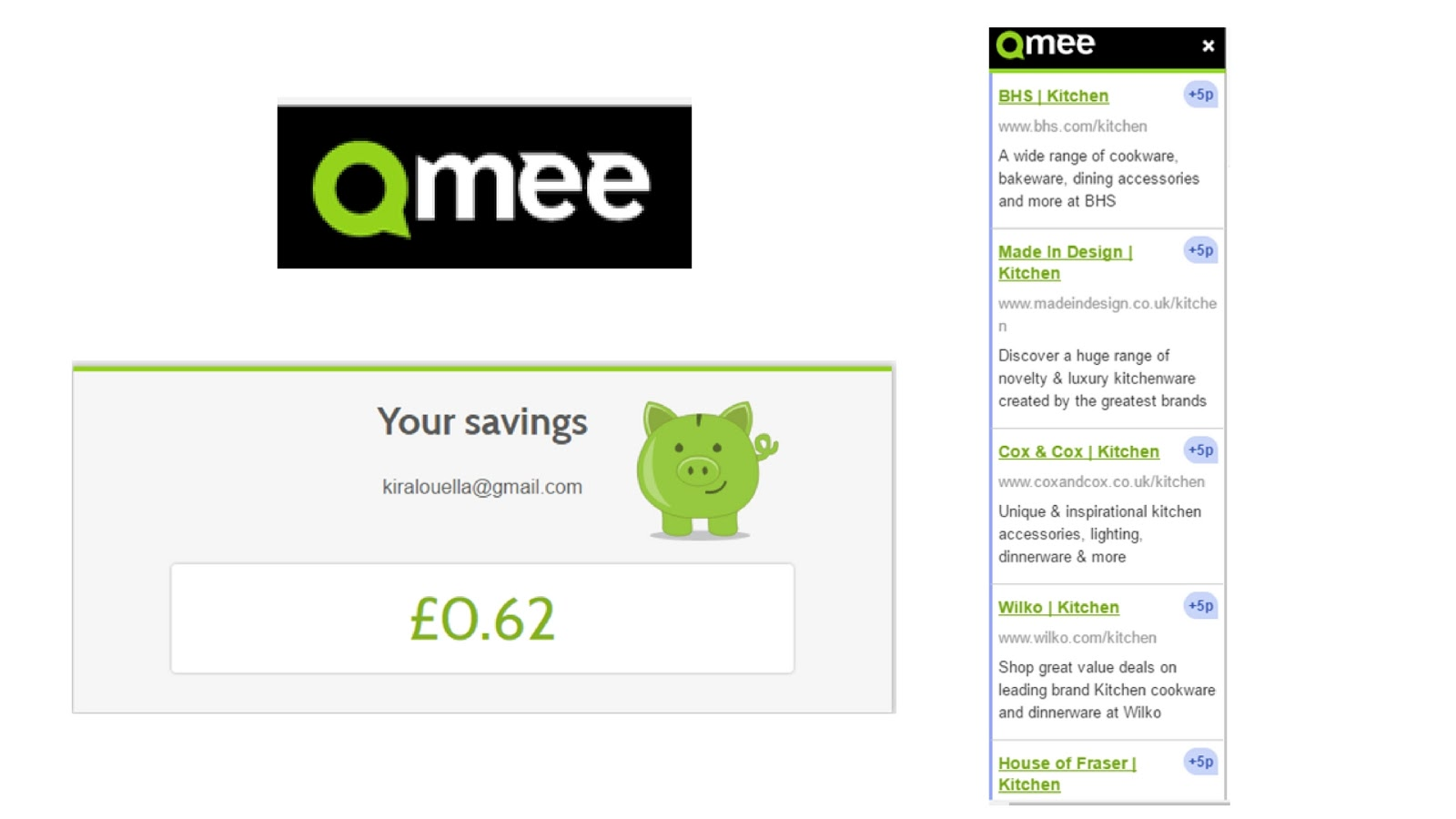 Qmee, money, savings, holidays, travel, bank, finance