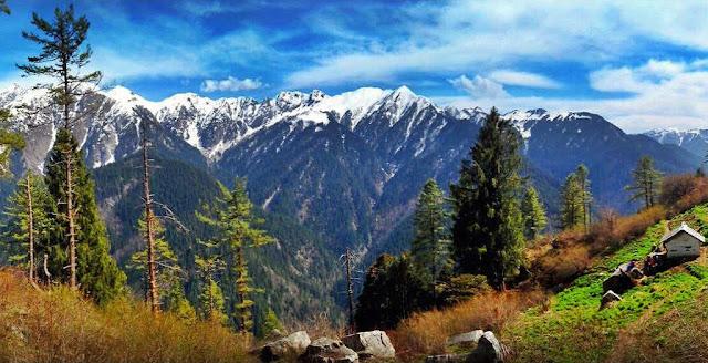 Great Himalayan National park, Kullu