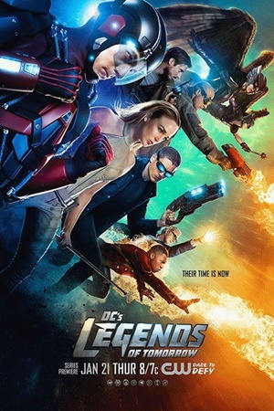 Legends Of Tomorrow Latino