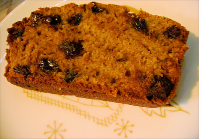 Chocolate Chip Pumpkin Bread #healthypumpkinbread