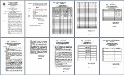 Contoh SK Kepala Sekolah Ujian Sekolah/Madrasah Terbaru