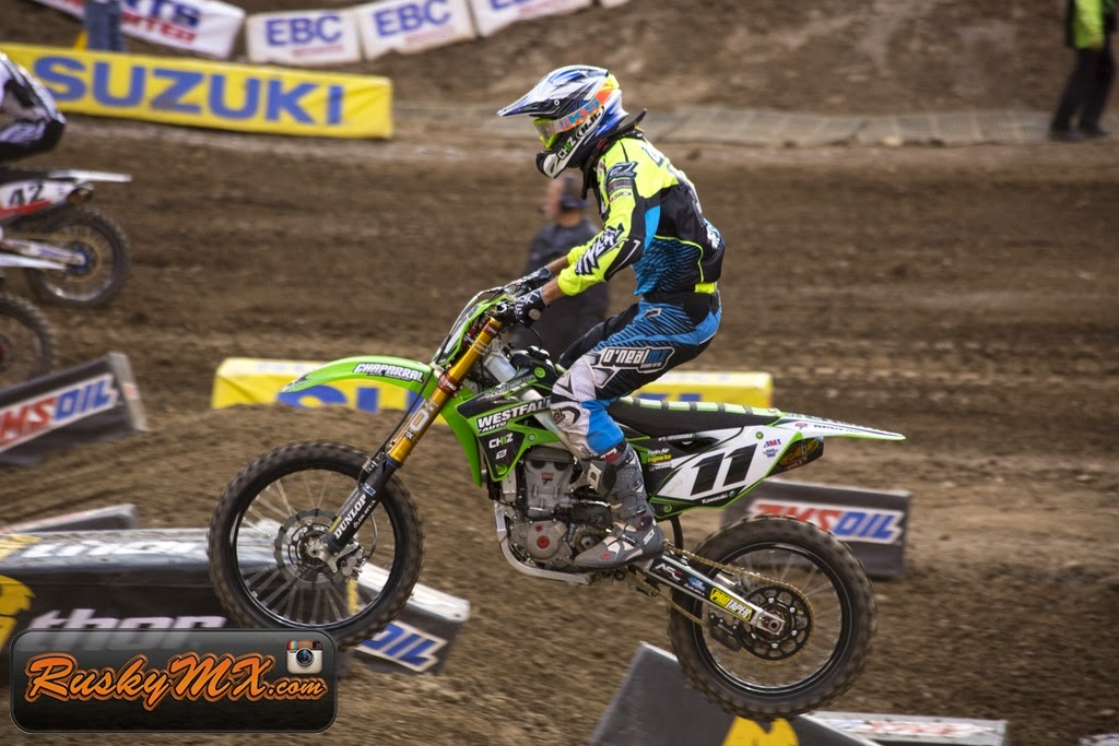 Kyle Chisolm Metlife SX 2015