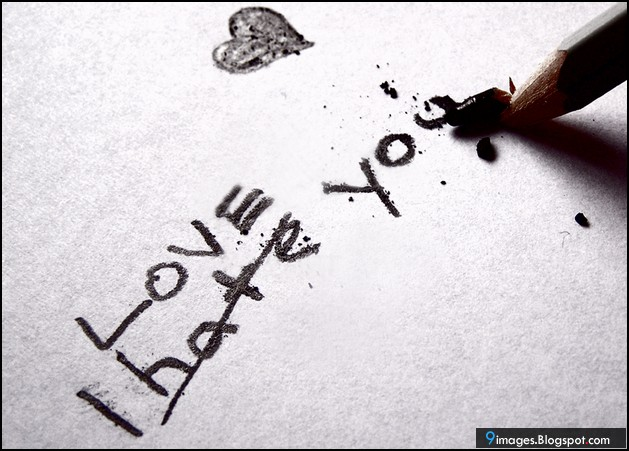 I Hate That I Love You Quotes: Quote, I-love-you, I-hate-you, Heart, Art
