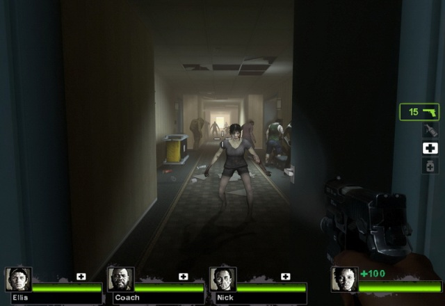 Left 4 Dead 2 PC Games Gameplay