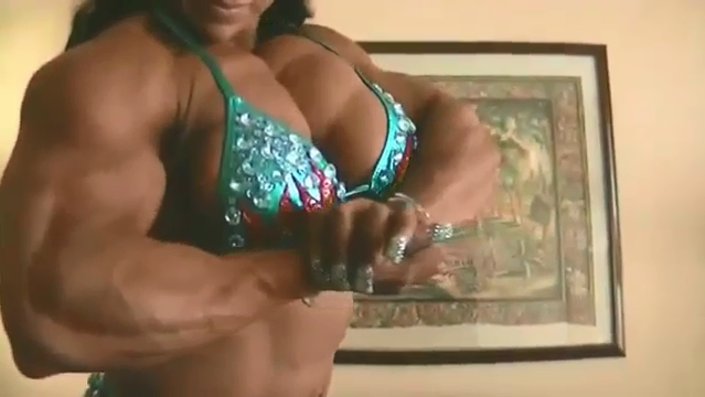 Clip The biggest beauties female bodybuilders muscle girls