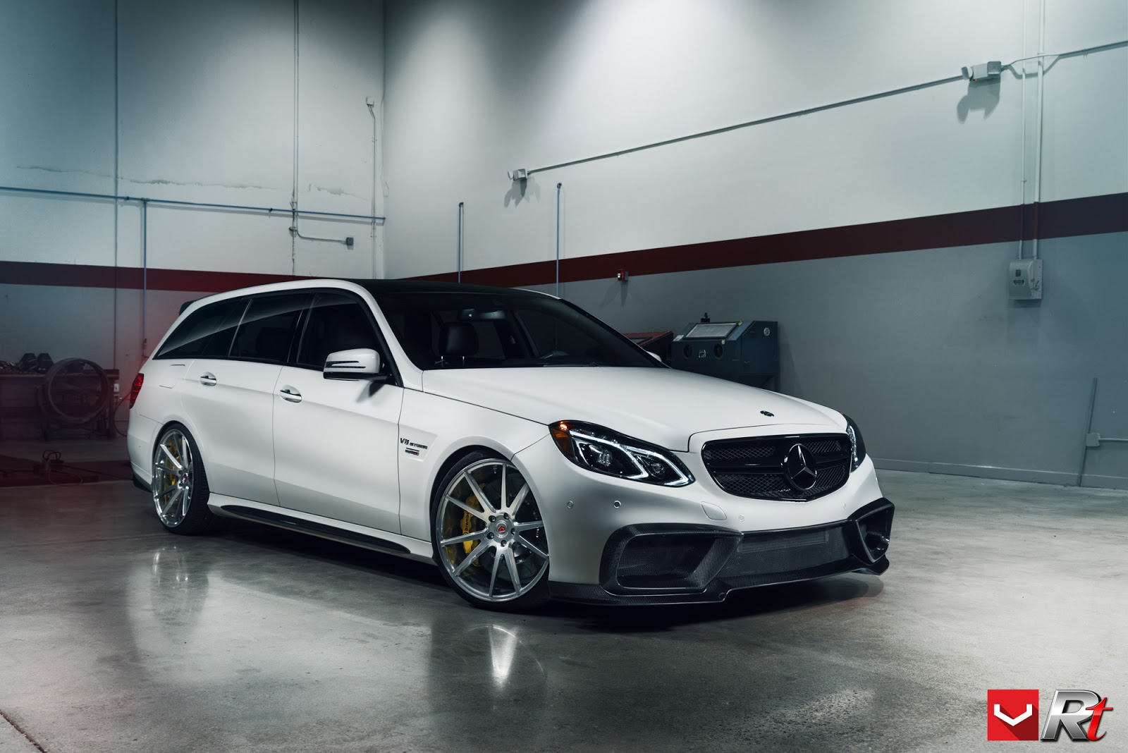 2016 Mercedes Benz Amg E 63 Sedan >> RENNTECH :: NEWS: Official Release | RENNtech E 63 AMG | Aerodynamics Program