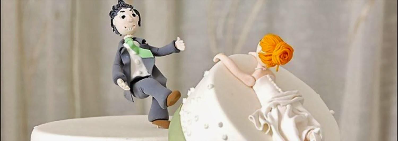 10 Kue Tart Untuk Perceraian Yang Teramat Aneh Dan Konyol Sedunia