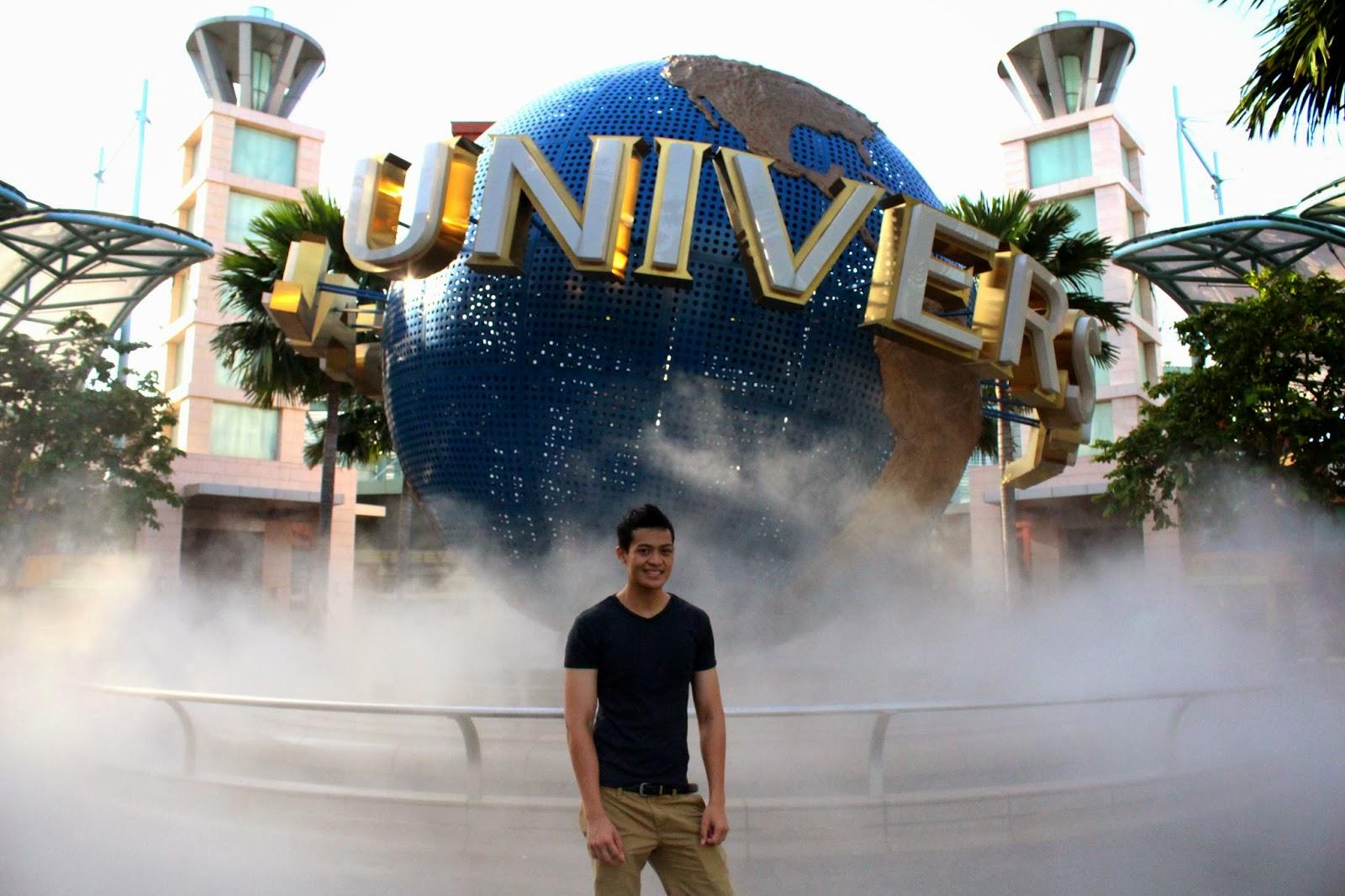 My Travel Blog: Universal Studios Singapore