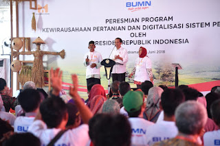 Digitalisasi Sistem Pertanian, Upaya Pemerintah Tingkatkan Kesejahteraan Petani