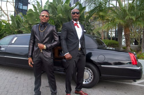 Kcee & Mr.Songz - Shine Shine Baby image