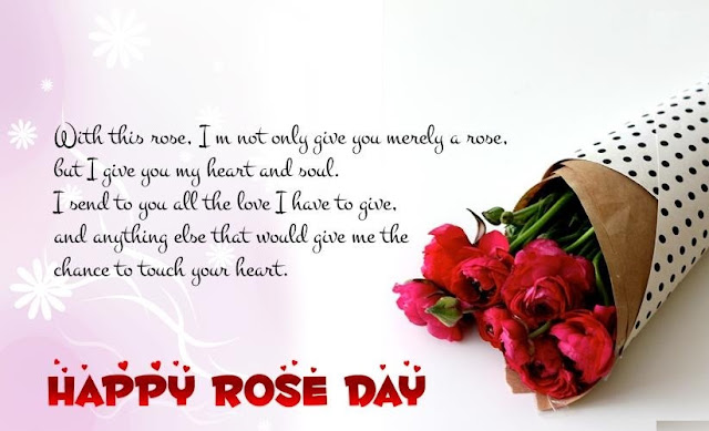 rose day love walls, happy rose day wallpaper