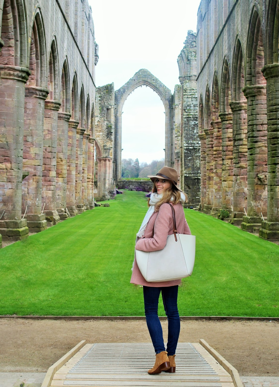 A Trip to North Yorkshire 48 - Fountains Abbey