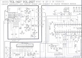 xcb2rtech: TCL-1427,TCL-2027U Service Manual