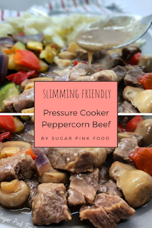 peppercorn beef recipe slimming world