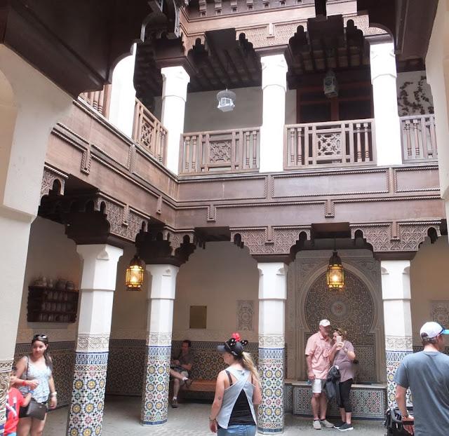 Morocco World Pavilion EPCOT