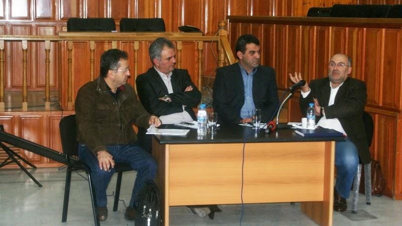 Πραγματοποιήθηκε η Συνάντηση εργασίας για το σχεδιασμό ανάπτυξης της Επιχειρηματικότητας και Καινοτομίας, στην Περιφερειακή Ενότητα Καστοριάς