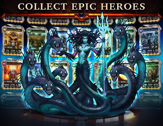 Legendary: Game of Heroes Apk v1.7.9 Mod (High Damage)