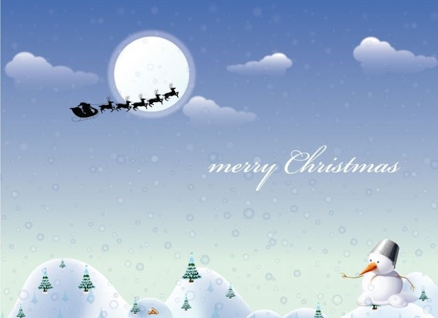 Happy Christmas images for whatsapp