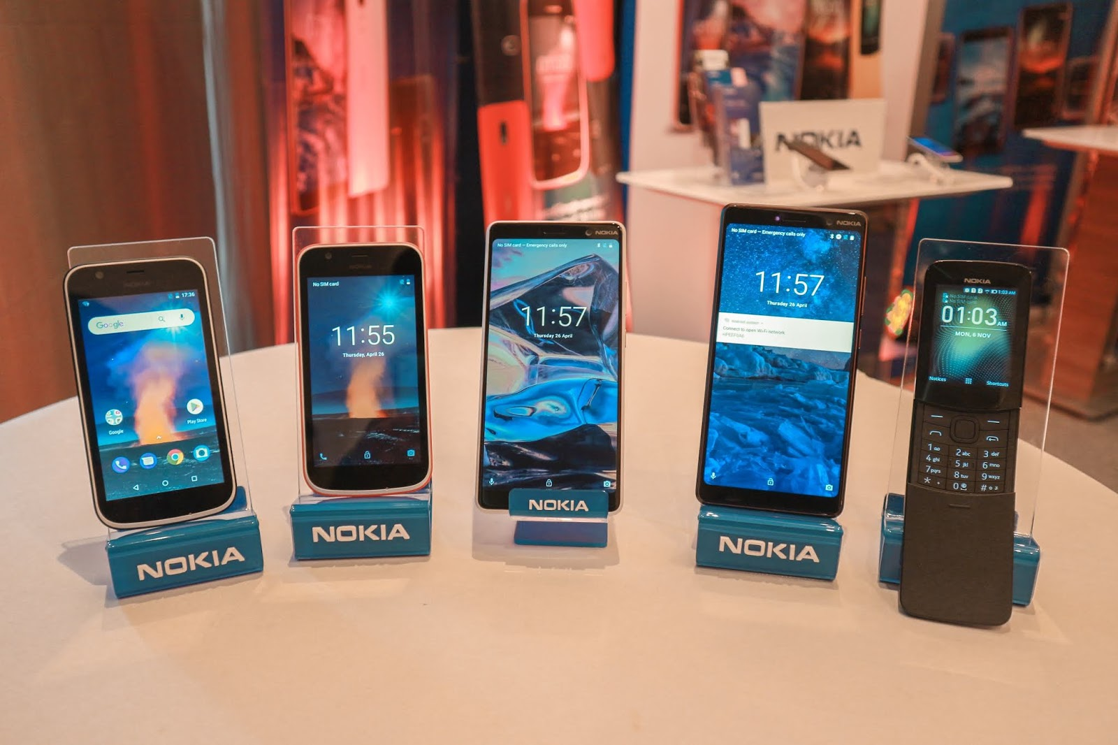 Latest Nokia Phones now in Davao