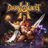 Dark Quest 2 Game Logo