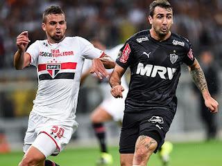 ético MG vs Sao Paulo en Copa Libertadores 2016