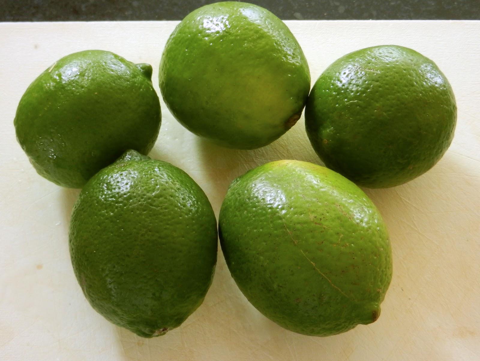 how to make key lime juice