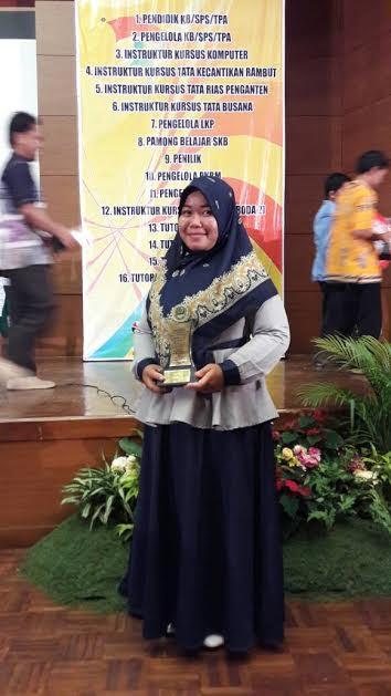 Guru Paud Raih Prestasi Tingkat Provinsi