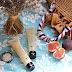 Косметический набор SpiriTime Gourmet Time - увлажняющий гель для душа и увлажняющий лосьон для тела / обзор, отзывы