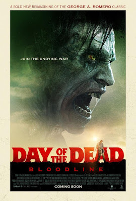 Day Of The Dead Bloodline 2018 DVD R1 NTSC Latino Line V2
