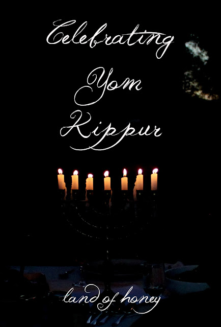 Celebrating Yom Kippur | Land of Honey