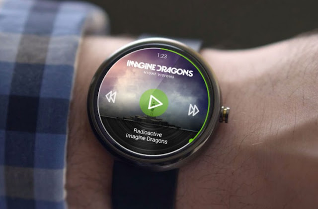 Smartwatch App Concepts