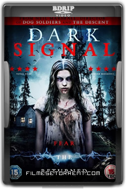 Dark Signal Torrent HDRip Legendado 2016
