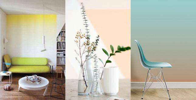 Una Pizca De Hogar Las Mejores Ideas Para Pintar Tu Mismo Tus Paredes - Ideas-pintar-paredes