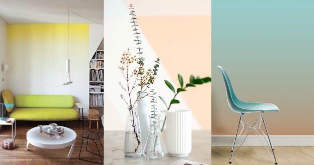 Una pizca de hogar las mejores ideas para pintar tu mismo - Como pintar una pared ya pintada ...