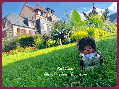 kiki monchhichi honfleur normandie plush toys life vintage eighties