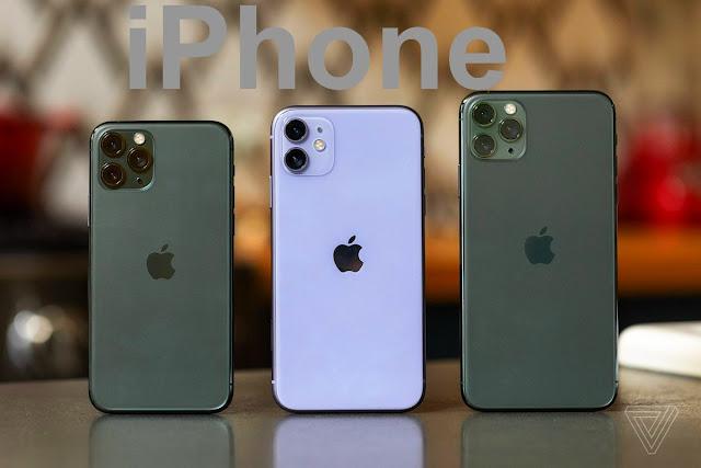 إرتفاع مبيعات ايفون 11 وزيادة إنتاج iPhone 11 على حساب اَيفون 11 برو