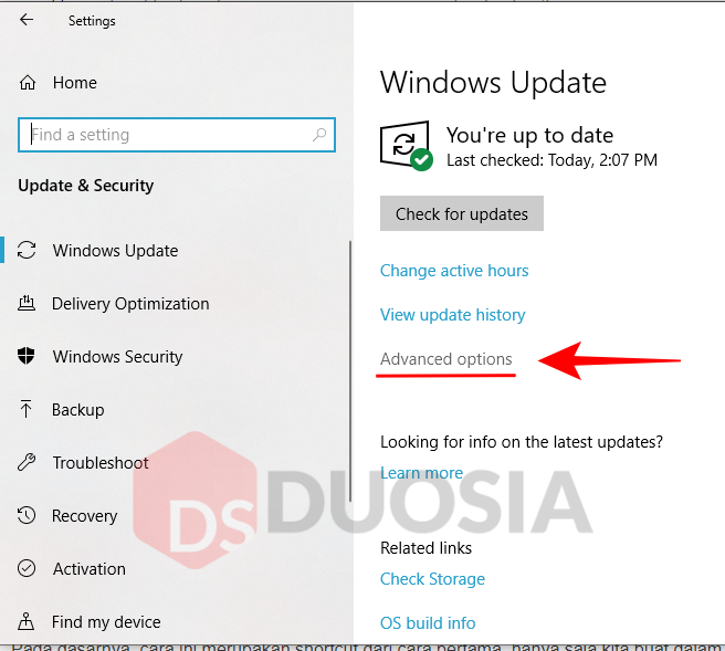 cara mematikan windows update