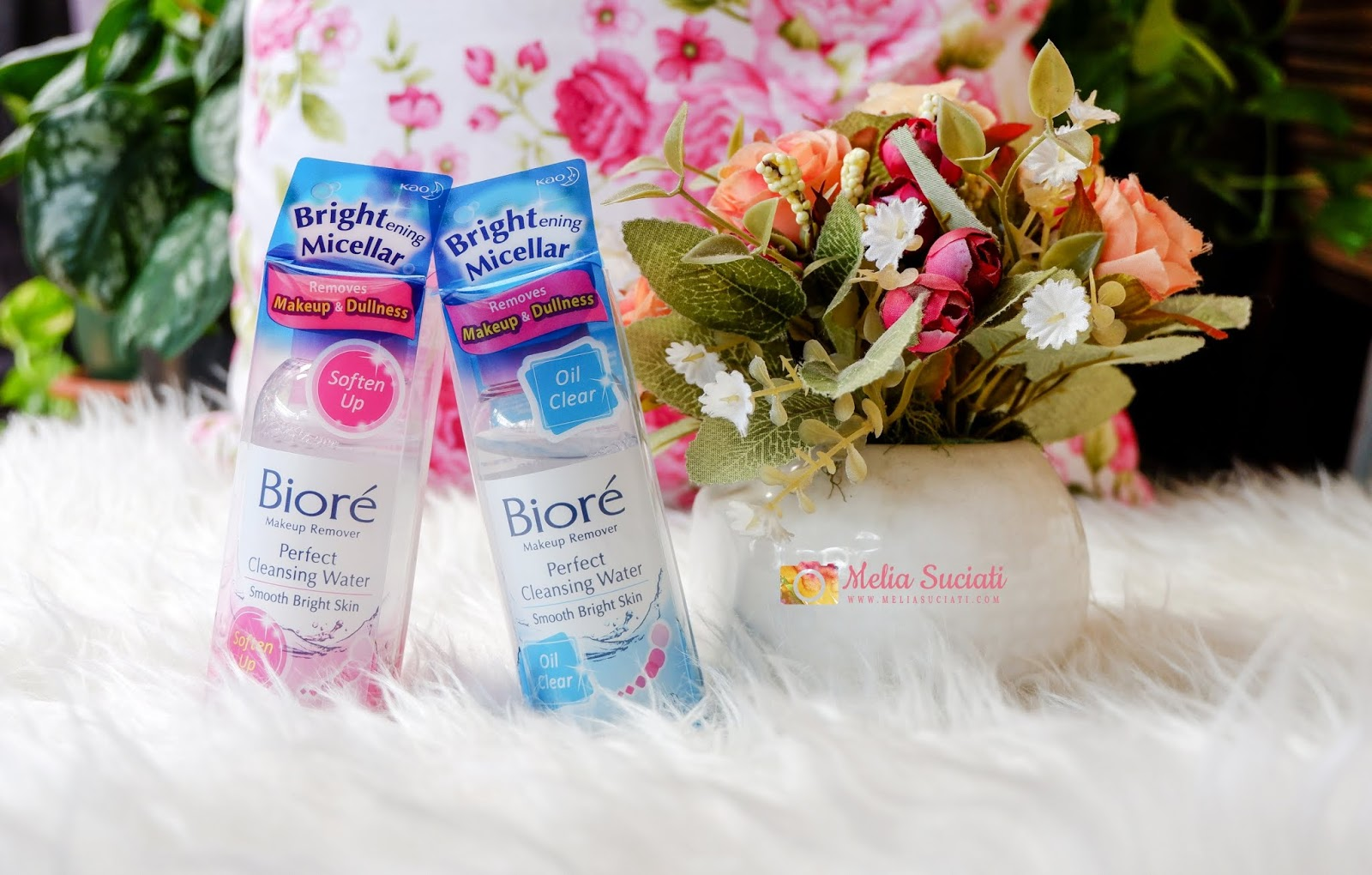Review Biore Perfect Cleansing Water Oil Clear