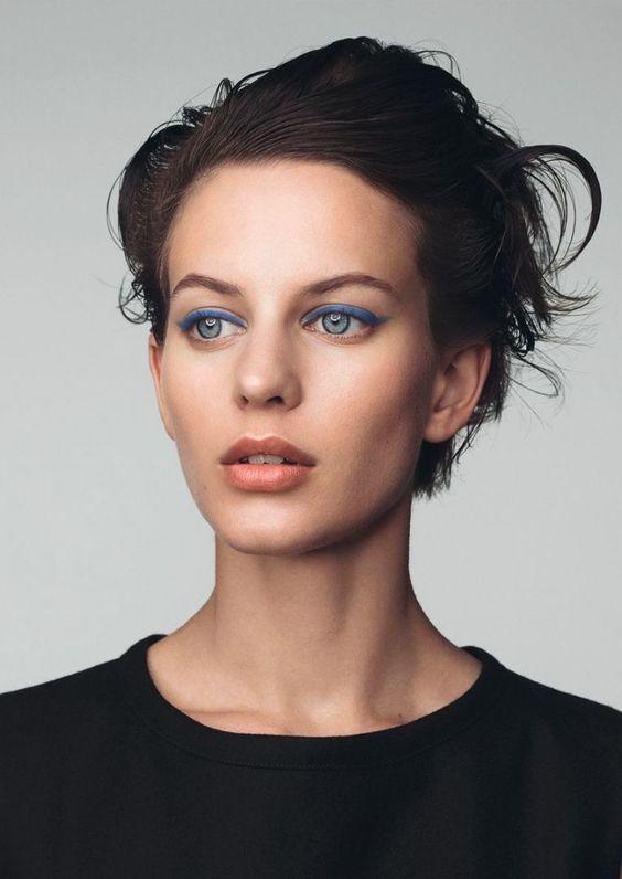 Kadın Saç Modeli
